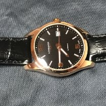 Longines Conquest Classic Or rose Noir