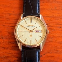 Seiko King 601105 Good Gold/Steel 36.5mm Quartz Thailand, Chiang Mai