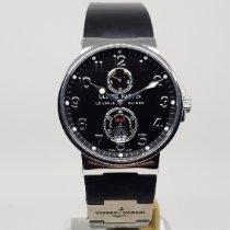 Ulysse Nardin Marine Chronometer 41mm 263-66 pre-owned