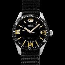 Oris Divers Sixty Five Steel Black United States of America, California, Burlingame