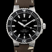 Oris Aquis Date 01 733 7730 4124-07 5 24 10EB new