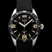 Oris Divers Sixty Five Steel 40mm Black United States of America, California, Burlingame