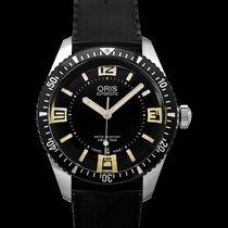 Oris Divers Sixty Five Steel 40mm Black United States of America, California, Burlingame