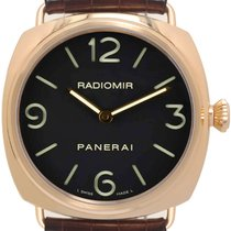 Panerai PAM 00231 Rose gold Radiomir 45mm pre-owned
