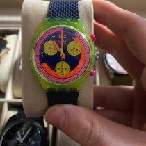 Swatch SCJ101 1992 gebraucht
