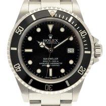 Rolex Sea-Dweller 4000 Acier 40mm Noir Sans chiffres France, Lyon