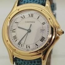 Cartier Cougar 1990 pre-owned
