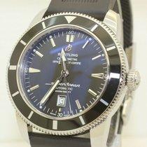 Breitling Superocean Héritage 46 Acero 46mm Negro