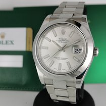Rolex 116300 Acier 2016 Datejust II 41mm occasion France, Paris