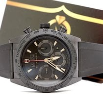 Tudor Fastrider Black Shield Ceramic 42mm Black No numerals