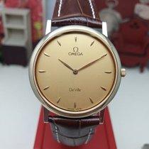 Omega De Ville occasion 33,5mm Cuir