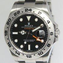 Rolex Explorer II 216570 2012 pre-owned