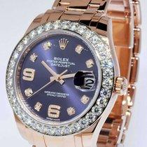 Rolex Pearlmaster Oro rosado 39mm