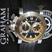 Graham Chronofighter Oversize Steel 47mm Black United States of America, Florida, 33431