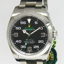 Rolex 116900 Steel 2015 Air King 40mm pre-owned United States of America, Florida, 33431