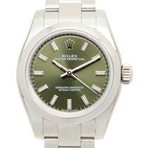 Rolex Oyster Perpetual 26 176200GN nouveau
