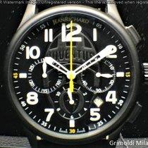 JeanRichard Stahl 43mm Automatik 43 32112 neu