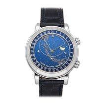 Patek Philippe Celestial Platinum 44mm Blue No numerals United States of America, Pennsylvania, Bala Cynwyd