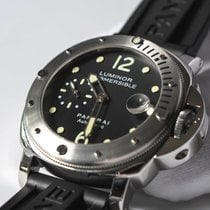 Panerai Luminor Submersible Acero 44mm