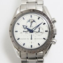 Omega Speedmaster Professional Moonwatch Moonphase occasion 41mm Phase lunaire Or/Acier