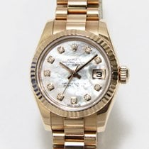 Rolex Automatic 26mm pre-owned Lady-Datejust