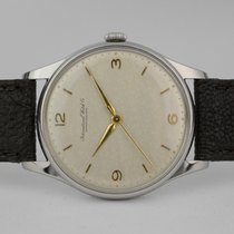 IWC Steel 35mm Manual winding pre-owned