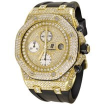 Audemars Piguet Royal Oak Offshore Yellow gold 42mm No numerals United States of America, New York, NEW YORK CITY