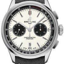Breitling AB0118221G1X1 Steel 2021 42mm new