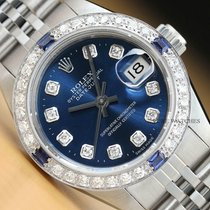 Rolex Lady-Datejust Steel 26mm Blue United States of America, California, Chino Hills
