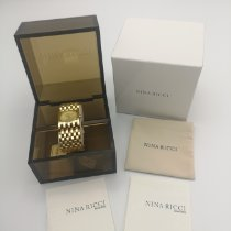 Nina Ricci pre-owned Quartz 25mm