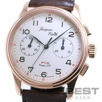 Jacques Etoile Or rose 40mm Remontage manuel 175IGA occasion