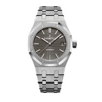 Audemars Piguet Royal Oak Selfwinding Сталь 37mm Cерый Без цифр