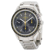 Omega Speedmaster Racing Steel 40mm Grey No numerals United States of America, Florida, Miami