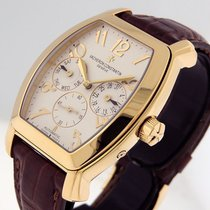 Vacheron Constantin Royal Eagle Yellow gold 35.5mm Silver Arabic numerals United States of America, California, Los Angeles