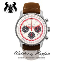 Breitling Navitimer 1 B01 Chronograph 43 new Automatic Watch with original box and original papers AB01219A1G1X2