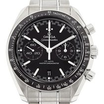Omega Speedmaster Racing new 2020 Automatic Chronograph Watch with original box and original papers 329.30.44.51.01.001