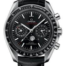 Omega Speedmaster Professional Moonwatch Moonphase 304.33.44.52.01.001 2020 new