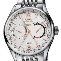 Oris Artelier Calibre 113 Steel 43mm Silver