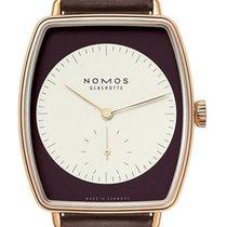 NOMOS 942 Or rose 2020 Lux 39mm nouveau