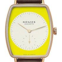NOMOS 941 Or rose 2020 Lux 39mm nouveau