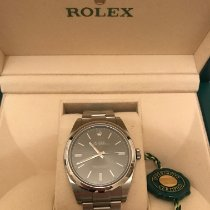 Rolex Oyster Perpetual 39 114300 2017 pre-owned