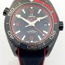 Omega Seamaster Planet Ocean 215.92.46.22.01.003 Unworn Ceramic 45.5mm Automatic