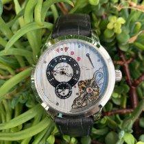 Glashütte Original PanoInverse Steel 42mm Grey No numerals United States of America, California, Los Angeles