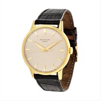 Patek Philippe Yellow gold 35mm Manual winding 3411J pre-owned United States of America, California, Los Angeles