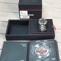 Oris Aquis Chronograph Steel 46mm Black