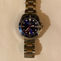 Certina pre-owned Automatic Blue