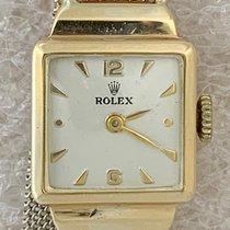 Rolex Rolex Antique Ladies 9K Solid Gold 1924 usados