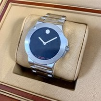 Movado SE Extreme Staal 44mm Zwart