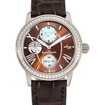 Blancpain Women White gold Brown United States of America, Florida, North Miami Beach