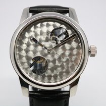 Claude Meylan Acero 42mm Cuerda manual 6046 usados